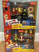 The Simpsons - Family Christmas Treehouse Of Horrors Ironic New In Box