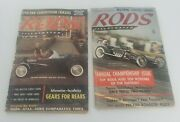 Rods Illustrated February And June 1959 Magazine Lot Of 2 D-3