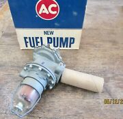 1955-61 Ford Thunderbird Galaxie Fairlane Double Action Fuel And Vacuum Pump Nos