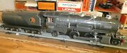 Lionel-prewar 263e Engine And 263wx Whistle Tender. Great Condition Serviced