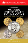 The Official Red Book A Guide Book Of Modern United States Dollar Coins