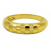 Fine Jewelry 22 Kt Hallmark Real Solid Yellow Gold Menand039s Ring Size 89101112