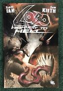 Lobo Highway To Hell Tpb Trade Paperback Scott Ian And Sam Keith