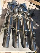 Giland039s Marine Offshore Exhaust Systems For 2 Small Block Chevy