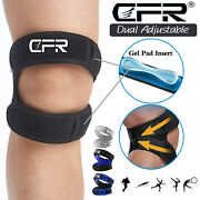 Knee Support Patella Stabilizer Strap Band Tendon Brace Joint Pain Sports Gym L6