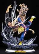 Tsume Studio My Hero Academia All Might Gk Collector Resin Painted Statue