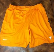 University Of Tennessee On The Field Nike Shorts