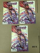 Spiderman 6 Starling First App Lot Of 3 Books Nm Miles Morales