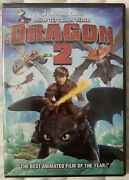 How To Train Your Dragon 2 Dvd Cate Blanchett, Gerard Butler Dreamworks Animated
