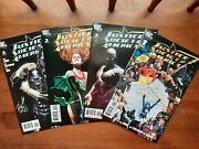 Justice Society Of America 1 2 3 4 Lot Of 4 2007 Dc Comics 1st Cyclone Apperanc
