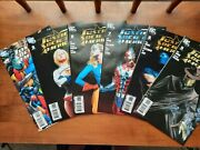 Justice Society Of America 5 6 7 8 9 10 Lot Of 6 2007 Dc Comics