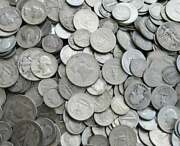 7.00 Face Value.90 Silver Coins Mixed Lot Dimes And Half Dollars.
