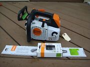 Genuine Stihl Ms 200t Ms200t 020t Professional Top Handle Chainsaw