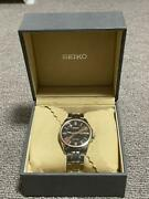 Seiko Presage Sary046 Box 4r36-02l0 Automatic Mens Watch Authentic Working