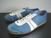 Vintage 1960and039s Model Unknown Sneakers Menand039s Size 28.5cm Very Rare