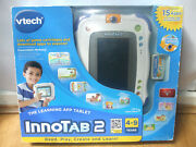 Brand New Sealed Vtech Innotab 2 Tablet Plus With Demo Games