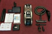 Electrolux Aerus Guardian Platinum Hepa Canister Vacuum Cleaner 5 Yr Warranty