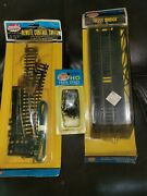 Lot Of 3 Model Power Rc Switch Truss Bridge Track Spikes - New Sealed In Packag