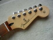 Fender Players Series Stratocaster Strat Neck Tuners Rosewood 22 Fret Great