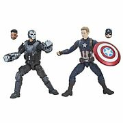 Marvel Legends Cinematic Universe 10th Anniversary 6 Inches Action Figure 2 Pack