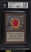 1993 Magic The Gathering Mtg Collector's Edition International Mox Ruby Bgs 7.5