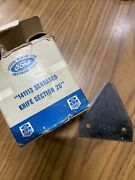 Ford Genuine Tractor And Implement 141113 Serrated Knife Section