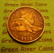 1857 Flying Eagle Cent S-57-4  1856 To 1858