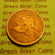 1857 Flying Eagle Cent S-57-2  1856 To 1858