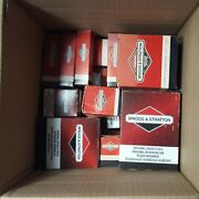 Nos Large Lot Of Briggs And Stratton Small Engine Parts - 70 Pcs