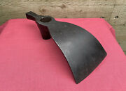 """Vintage Rare Very Large 6.4lb 6.25"""" Ninet Adze Hammer Shipmakers Old Tool"""