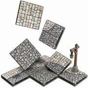 Warlock Tiles Town And Village Town Square