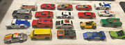 Lot Of 1960s-70s Hotwheels Lot Of 20 Pieces Preowned