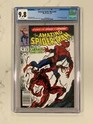 Amazing Spiderman 361 Cgc 9.8 Newsstand Edition 1st Appearance Of Carnage