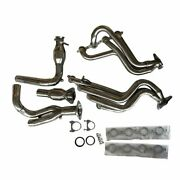 For Chevy/gmc Truck Exhaust Manifold Stainless Long Tube Exhaust Headers Y Pipe