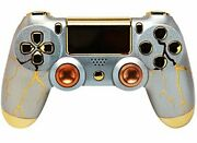 Custom Rapid Fire Modded Manette Pour Playstation 4. 35 Mods For Shooter Games