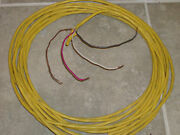 12/3 W/gr 100' Ft Romex Indoor Electrical Wire Usps Priority Shipping