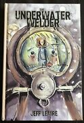 Jeff Lemire The Underwater Welder Hardcover Edition Fn Top Shelf Graphic Novels