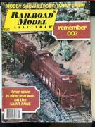 Railroad Model Craftsman May 1979 Florida Side-door Caboose Pictures And Drawings