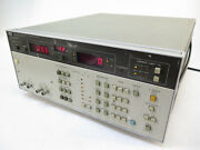 Hp 4140b Pa Benchtop Stable Picampere Meter Dc Voltage Source