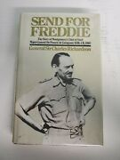 Send For Freddie Story Of Monty's Chief Of Staff By Charles Richardson