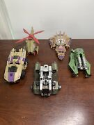 Transformers Fall Of Cybertron Sdcc Exclusive Bruticus Read Description