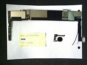 Ipad Air 2 Logic Board A1567 Wifi + Cell Touch Id Motherboard 64gb Clear Icloud