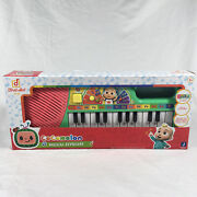 Cocomelon Musical Keyboard Piano Toy Jj Sing And Play Along Abc Song New Fast Ship