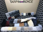 Rolls Royce Lambs Wool Floor Mats Overlays All Models All Oem Colors Special Ord