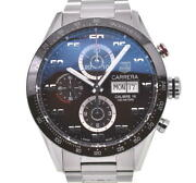 Tag Heuer Carrera Caliber 16 Cv2a1s Chronograph Automatic Menand039s Watch N104086