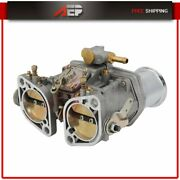 Carburetor 48idf 19030.015 For Porsche Ford 351, Small Block Chevy's And Gaskets