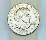 1979p Dollar Collector's Coin Susan B Anthony