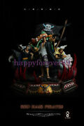 Tc Studio One Piece Red Hair Pirates Shanksgk Collector Resin Statue Pre-order
