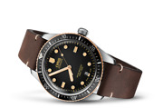 [authorized Dealer] Oris Divers Diving Back In Time 01 733 7707 4354