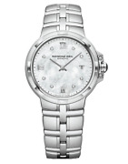 [authorized Dealer] Raymond Weil Parsifal Mother-of-pearl Quartz 5180-st-00995